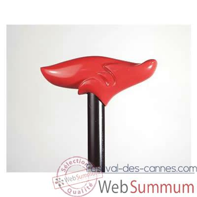 Canne Ramin -Composite laqué Sully Prudhomme -SN50RED